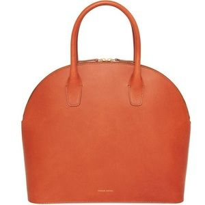 MANSUR GAVRIEL Top Handled Round Bag